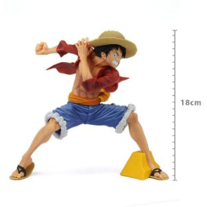 FIGURE ONE PIECE - Monkey D Luffy Maximatic