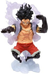 Figure One Piece Monkey D. Luffy Special - G4 (snake Man)