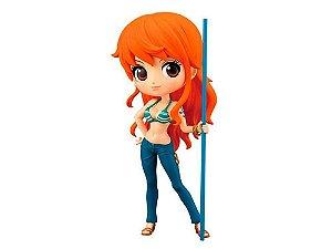 Q Posket Figure Nami - Special Color Ver.