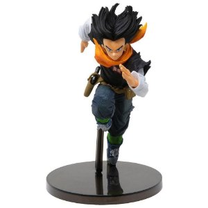 FIGURE DRAGON BALL Z World Figure Colosseum 2 Vol 3 Android 17