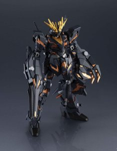 Action Figure - GU-05 RX-0 Unicorn Gundam Banshee 02 - Bandai