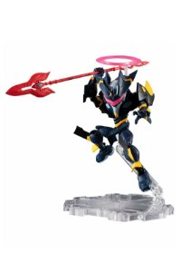 Action Figure - Eva Unit Mk 06 - Evangelion - NX Edge Style - Bandai