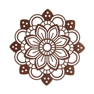 Mandala Pétala