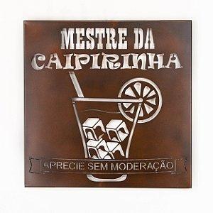 Quadro Bar Caipirinha