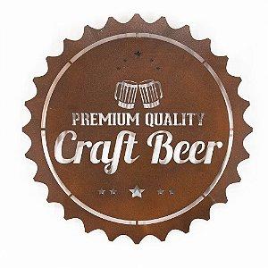 Escultura de Parede Cerveja