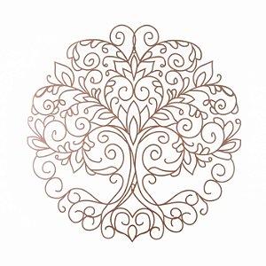 Mandala Árvore Celta