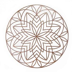 Mandala Flor Geométrica