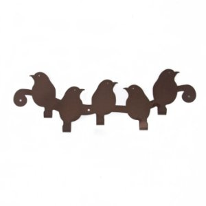 Cabideiro Pássaros