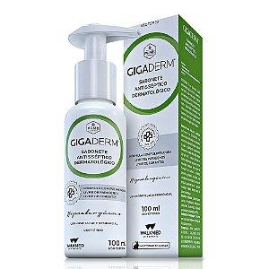 Sabonete líquido corporal antisséptico Gigaderm