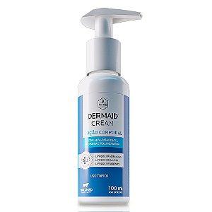 Loção hidratante corporal Dermaid Cream