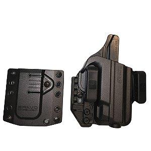 KIT COLDRE KYDEX BRAVO – IWB TORSION 3.0 – S&W M&P Shield 2.0
