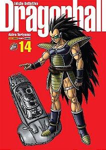 Dragon Ball - 14 Edição Definitiva (Capa Dura)