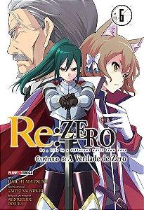 [Pré-Venda] Re: Zero Capitulo 3 - 06