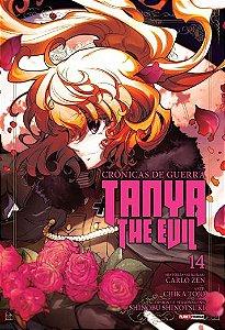[Pré-Venda] Tanya The Evil: Crônicas de Guerra - 14