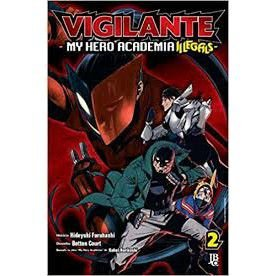 Vigilante My Hero Academia Illegals Vol. 2