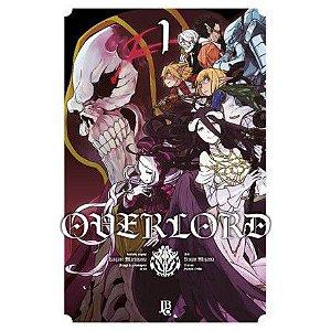 Overlord Mangá Vol. 1
