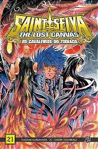 Cavaleiros do Zodíaco - Lost Canvas Especial - Vol. 21