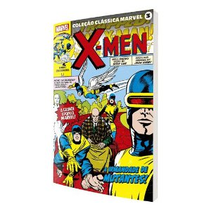 Coleção Clássica Marvel Vol.03 - X-Men Vol.01