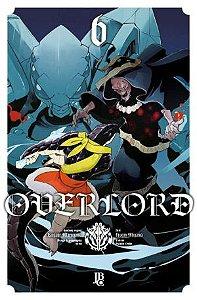 Overlord Mangá Vol. 6