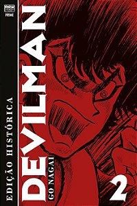 Devilman Vol. 2 (Edição Histórica)