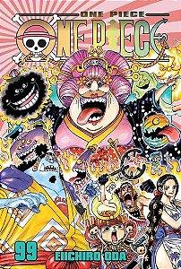 [Pré-venda] One Piece - 99