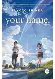 Your Name - Livro