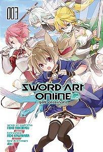 Sword Art Online - 03 - Girl´s Operation