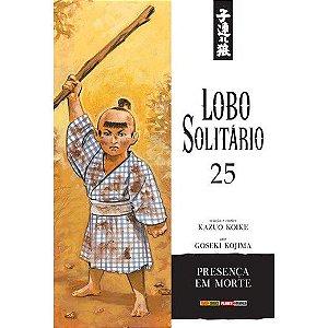 Lobo Solitário - 25 - Edição de Luxo