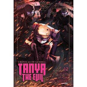 Tanya The Evil: Crônicas de Guerra - 12