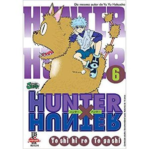 Hunter X Hunter - Vol. 6