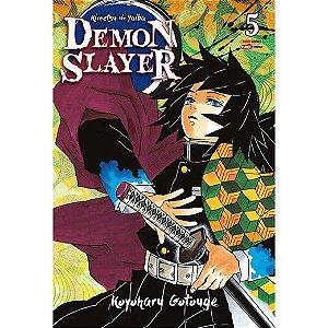 Demon Slayer - Kimetsu No Yaiba - 05