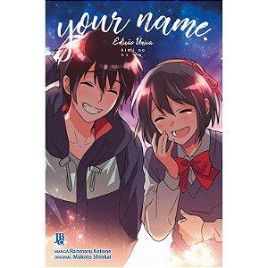 Your Name - Edição Unica