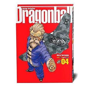 Dragon Ball - 04 Edição Definitiva (Capa Dura)