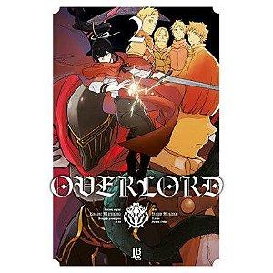 Overlord Mangá Vol. 2