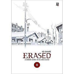 Erased Vol. 8