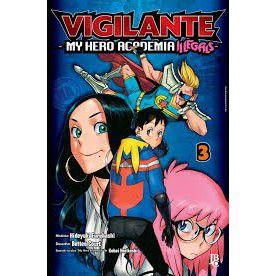 Vigilante My Hero Academia Illegals Vol. 3