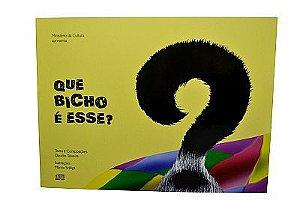 Livro /CD Que Bicho É Esse?