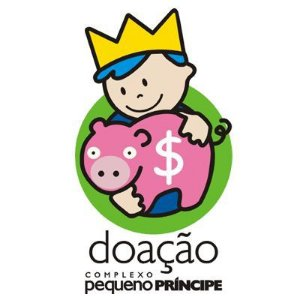 Doe em doepequenoprincipe.org.br