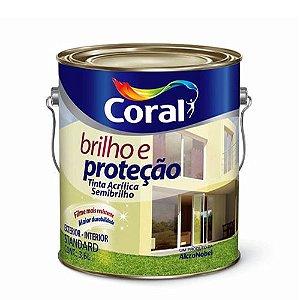 Tinta Semibrilho Brilho e Proteção – 3,6L – Branco