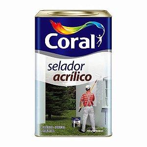 Selador Acrílico Coral – 18 litros
