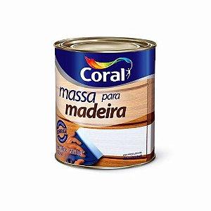 Massa para madeira Coral – 1,5 kg