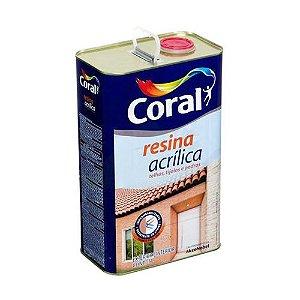 Resina Acrílica Coral – 5L