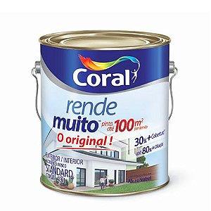 CORAL RENDE MUITO GALÃO CORES