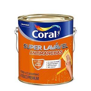 Tinta Super Lavável 3,6L – Branco