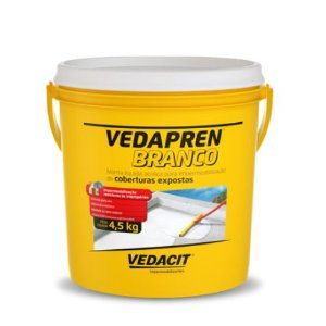 Vedapren (Manta Líquida)  4,5KG – Branca
