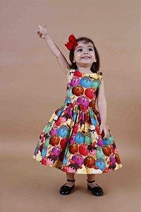 Vestido Taci Sorvete Festa