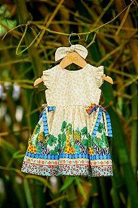 Vestido Taci Safari Baby