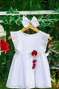 Vestido Taci Laise Baby
