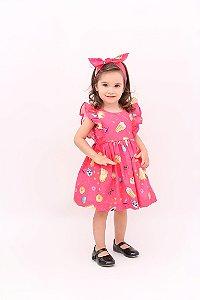 Vestido Taci Cartola Baby
