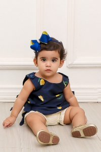Conjunto Taci Tulipas Baby